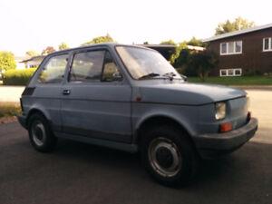 1988 Fiat Autre Coupé (2 portes)