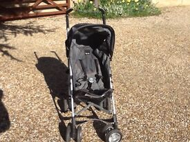 Silver Cross pushchair including buggy board