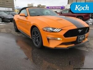 2018 Ford Mustang GT Premium Fastback  10-SPD AUTO, ADAP CRUISE