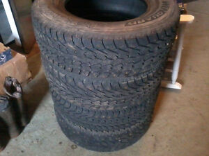 215/70/15 studded winter tires