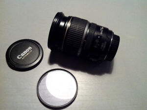Canon Ultrasonic EFS 17-55mm lens /  Kenko Portrait Enhan 77mm