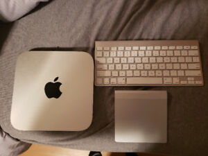 Mac mini Core i5 2.5 (Late 2012) + Wireless Keyboard & Trackpad