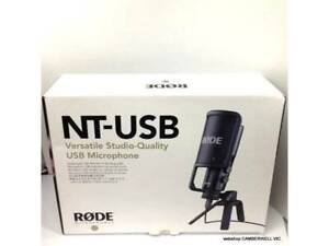 Rode Versatile Studio-Quality Usb Microphone