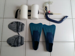Competitive Swimming Set