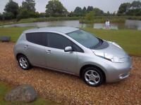 2013 / 63 Nissan Leaf E ( 80kw ) ( 24kWh ) Auto 2013MY Acenta Flex