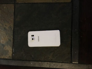 Samsung Galaxy s6 with charger and case. Virgin mobile Cambridge Kitchener Area image 2