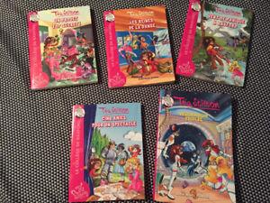 Livres Tea Stilton, J'apprends à dessiner, Brownies, Schtroumpfs