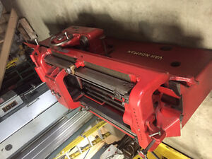 Van Norman Model 565 Automatic cylinder head surface grinder