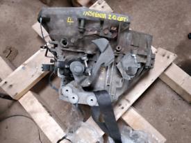 2010 vauxhall insignia 2.0 CDTI 6 speed f40 gearbox