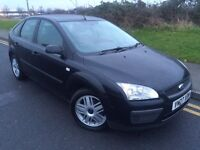 2007 Ford Focus lx 1.6 tdci 5 door hatchback # s/history # cheap Tax /insurance # Upto 60 mpg