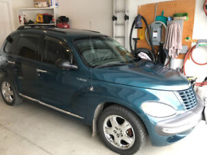 2001 PT Cruiser, Limited Edition. No rust. Loved by original own