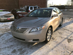 2007 Toyota Camry LE 4 Cyl Only 132000 Km