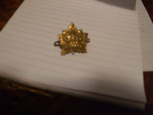 Canadian military pin London Ontario image 1