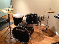 Westbury Drum kit and stool Watch