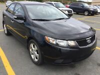 2010 KIA FORTE- FREE WINTER TIRES- EXCELLENT CONDITION