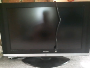 """40"""" TV for free!"""