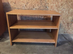Solid maple TV stand - $50 or best offer