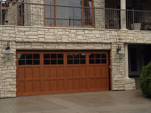 GARAGE DOOR REPAIR & ALL DOOR PARTS LESS THAN $50.00 Strathcona County Edmonton Area image 2