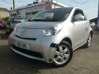 2012 Toyota IQ 1.0 VVT-i ENTRY-SUPER MINI-MICRO CAR-ZERO RATED ROAD TAX RATED- H