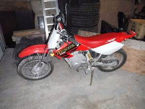 2001 XR80R for sale