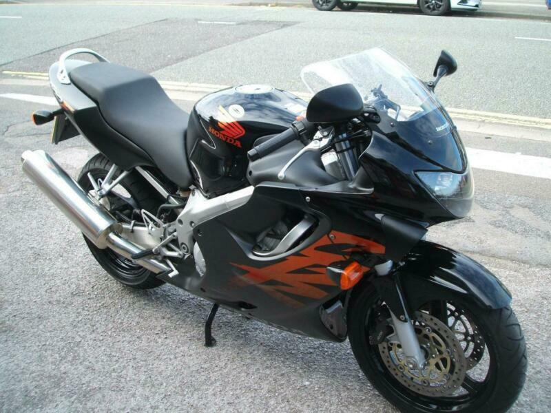 12k In Miles >> Honda Cbr600f Excellent Original Condition Only 12k Miles Practical Classic In Wollaton Nottinghamshire Gumtree
