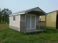 Custom Built Garden & Storage Sheds.