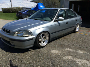 1998 Honda Civic Type r Berline