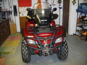 800 Can-Am  Limited Edition Outlander