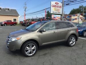 2013 Ford Edge AWD Limited    FREE 1 YEAR PREMIUM WARRANTY INCLU