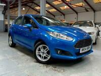 2014 Ford Fiesta 1.25 Zetec 5dr