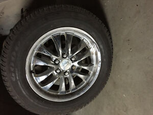 "20"" Chevy Truck Wheels/Tires"