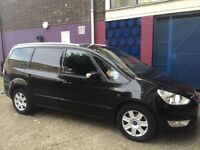 7 seater Ford Galaxy Zetec Auto 1.9 diesel for sale.