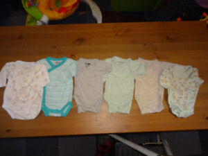 SWEDISH PREMI-NEWBORN BODY SUITS