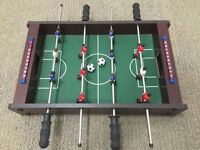 FOOTBALL Table Game in Good Condition. Come On! Have a Fun!