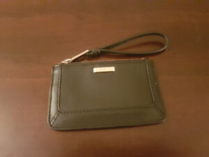 Cole Haan leather card holder
