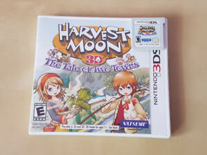 Harvest Moon Tales of Two Towns