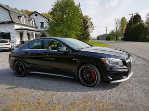 2015 Mercedes-Benz CLA 45 Amg Berline