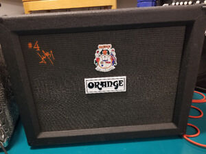 Root #4 Orange 2x12 cab