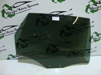 Audi A6 C7 Saloon N/S and O/S rear door Windows drop down glass