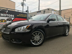 2011 NISSAN MAXIMA SV HAS 152637 KMS ALLOY WHEELS BLUETOOTH