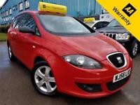 2006 SEAT ALTEA 1.9 REFERENCE SPORT TDI 103 BHP+P/X WELCOME+1OWNER+AUX+AIR-CON!