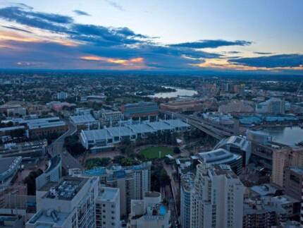 WORLD TOWER - OWN BEDROOM FOR 1 - DARLING HARBOUR VIEWS! Haymarket Inner Sydney Preview
