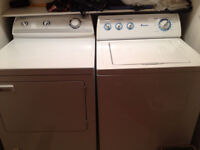 Laveuse / Secheuse _ Washer / Dryer