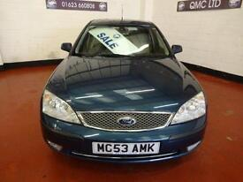 2003 Ford Mondeo 1.8 SCi Ghia 5dr