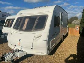 2005 ACE AWARD NORTHSTAR 4 BERTH FIXED BED INC. MOTORMOVER