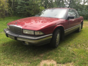 1993 CLASSIC BUICK REGAL LOW MILAGE 88800