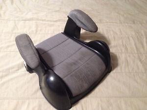 Siège, banc rehausseur pour l'auto, voiture, pour enfant noir