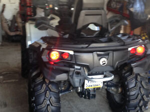 can am outlander limited