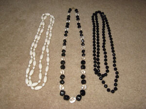 Beaded Necklaces ( 1950's - 70's )