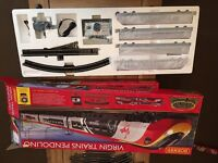OO Hornby trains. With extras *Brand New*